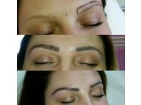 EYEBROW MICROBLADING // £100 // POLISH BEUTICIAN // PERRY BARR