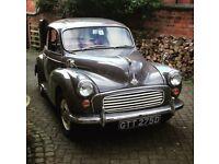 Morris Minor 1000 - 1966
