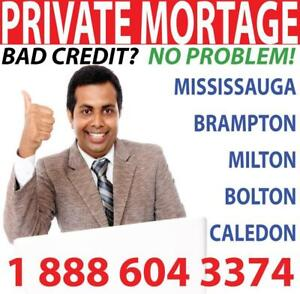 Fast Approval Fast Closing Second Mortgage (2nd Mortgage), Home Equity Loans, Private Mortgages -- Call 1-888-604-3374