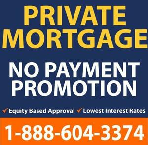 FAST Private Mortgage - Private Lender - 2nd Mortgage / Second Mortgage -- Hassle-Free Process - CALL NOW FOR QUOTE