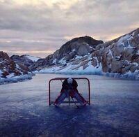 Rent a goalie