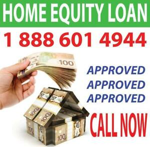 HOME EQUITY LOAN -- PRIVATE MORTGAGES -- SECOND MORTGAGES -- ALL SITUATIONS APPROVED -- BAD CREDIT MORTGAGE -- NO INCOME