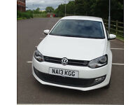 IMMACULATE VW POLO, FULLY SERVICED. MOT TO APRIL 2018