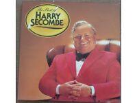 Best Of Harry Secombe 4 x LP Box Set