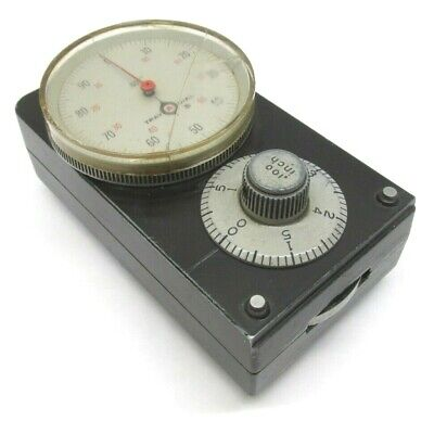 Swi Trav-a-dial .001 Travel Dial Readout - 6a