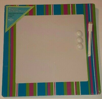 New View Magnetic Dry Erase Board Magnets Pen