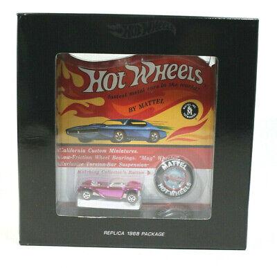 Hot Wheels Beatnik Bandit Original 16 Replica Black Box (339)