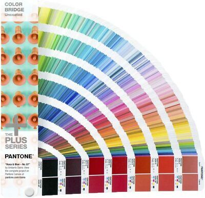 New Pantone Gg6104n Color Bridge Guide Uncoated Color Guide