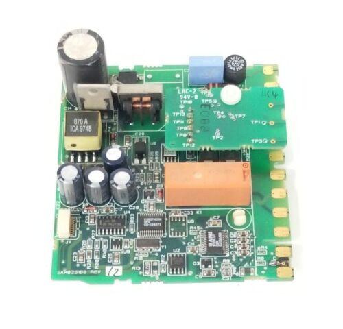 EUROTHERM CONTROLS AH025160 CONTROL BOARD REV. 12, W/ AC135237 BOARD LAC-2