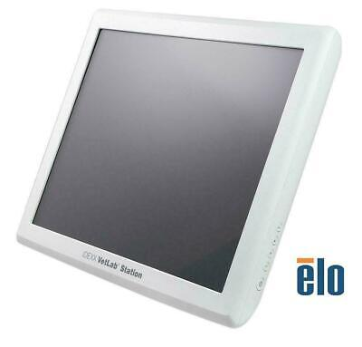 """ELO TouchSystems 15"""" Touch Screen Monitor ET1515L USB WHITE / WIN10 / 7 / 8"""