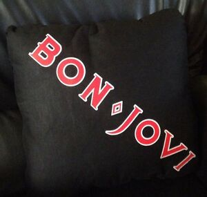 Jon-Bon-Jovi-Cushion-Pillow-Filled-Already-To-Go-Design-Patern-No-2-new