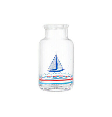 [Starbucks] Korea 2019 Sailerboat Glass Bottle 296ml / Summer Limited Edition