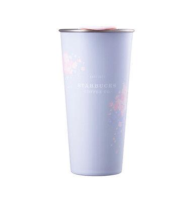 Starbucks Korea 2018 Cherry Blossom  SS To go Tumbler 473ml+ Tracking