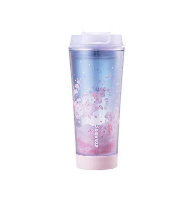 Starbucks Korea 2018 Spring Cherry Blossom LED Tumbler 355ml+Tracking