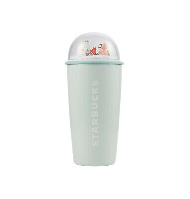Starbucks Korea 2019 Winter Limited SS Chubby Dome Tumbler 355ml+Tracking