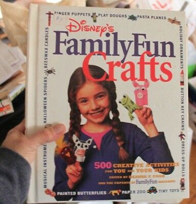 1999 Disney's Family Fun Parties - 100 party plans for birthday holidays