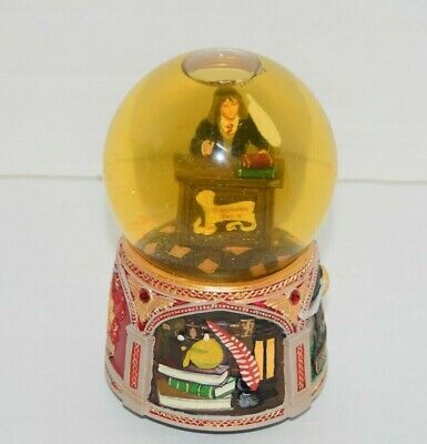 Hermione Granger Harry Potter San Francisco Music Box Company Snowglobe In Box