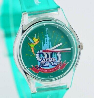 H712 Vintage Disney Tokyo Disneyland 20th Anniversay Cast Memebers Watch 122