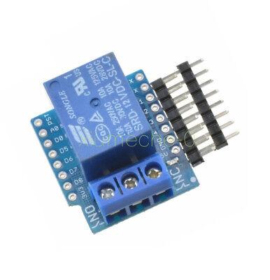 1pcs Wemos D1 Mini 12v Esp8266 Wifi Relay Shield Development Board For Arduino S