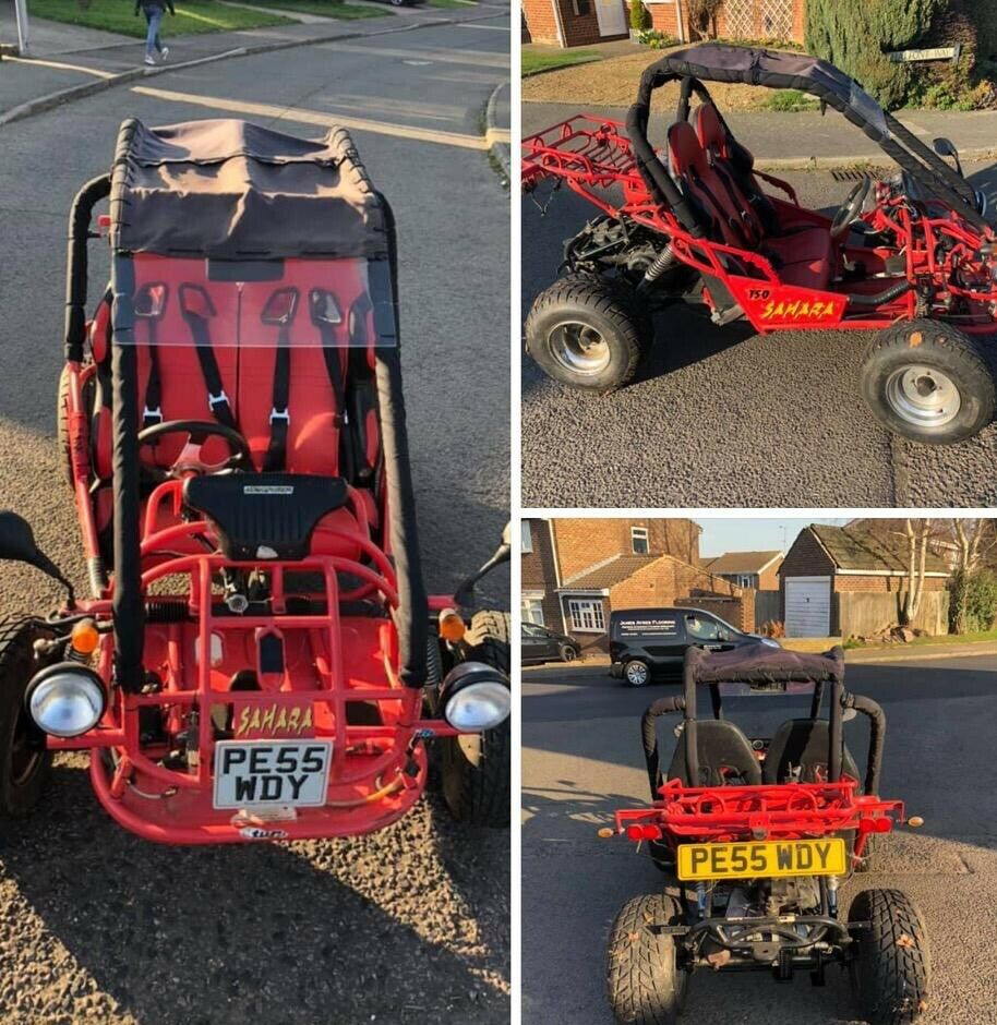 250cc Road legal buggy for sale | in Luton, Bedfordshire | Gumtree