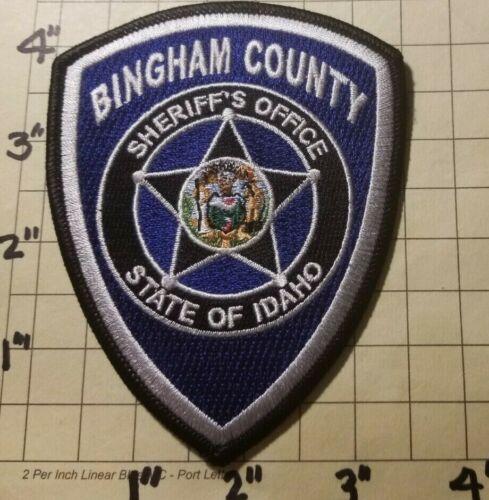 Bingham County (Blackfoot, ID) Sheriff