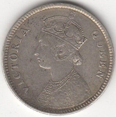 1862 C British India One Quarter Rupee | Silver | World Coins | Pennies2Pounds segunda mano  Embacar hacia Spain