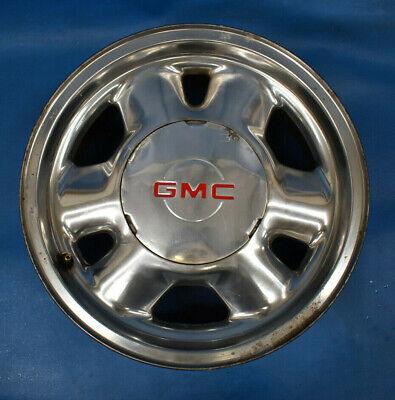 "GMC Sierra Yukon 1500 1999-2003 Used OEM Wheel 16x7 Factory 16"" Rim POLISHED"