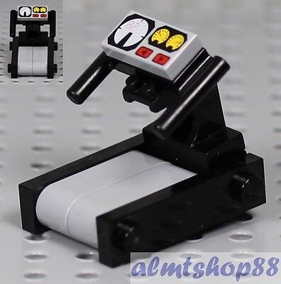 LEGO - Treadmill - Fitness Female Minifigure Male Workout Gym Sports City Town  for sale  Shipping to Nigeria