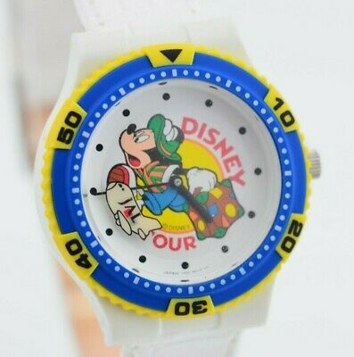 H755 Vintage Vintage Disney On Tour Mickey Mouse JAL Airlines JDM Japan 65.4