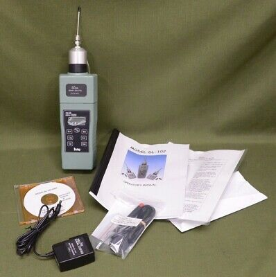 Hnu Pid Analyzers Handheld Snap-on Model 81-dl 102 Gas Detector