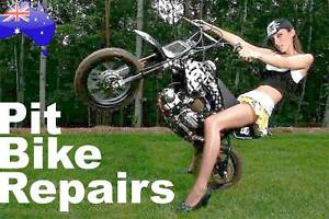 PIT BIKE SPARE PARTS   Clearance sale..  Capalaba