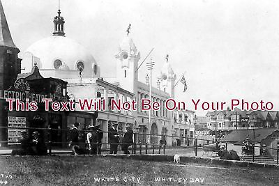 NO 417 - Electric Theatre, White City, Whitley Bay, Northumberland - 6x4 Photo