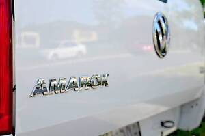 2012 Volkswagen TDI Amarok Dual Cab. One owner Log Books Low Kms Springwood Logan Area Preview