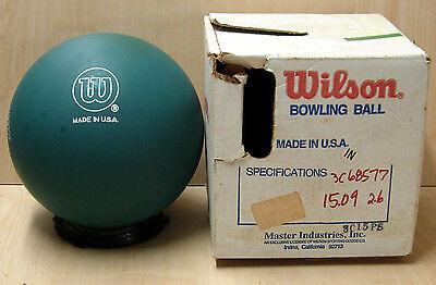 15 Wilson Usa Pro Staff Bowling Ball