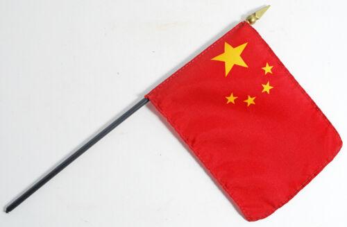 Vintage Table Flag China