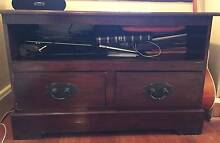 Beautiful, solid wood TV Chest looking for a good home! Woollahra Eastern Suburbs Preview