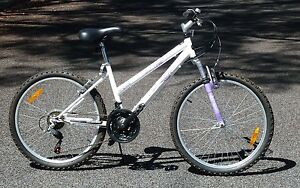 18 speed 24in large girls mountain bike Pearce Woden Valley Preview