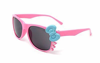 Pink + Blaue Schleife Style Kinder-Kostüm Brillen Perfekt für Partys Hüfthose