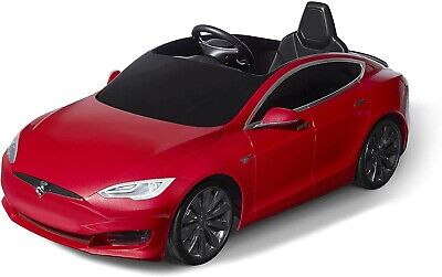 Kids Tesla Model S, 6MPH Top speed (local pickup from West Hartford, CT only)