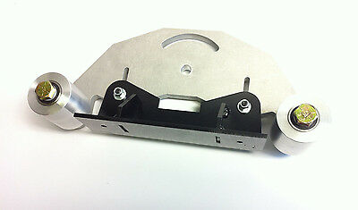 Belt Grinder D-backing Plate For 2x72 Knife Making Grinder With Wheels