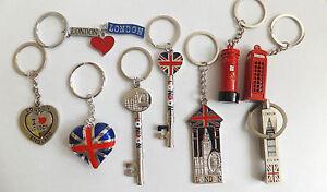 Union-Jack-KeyRings-i-Love-London-Key-Rings-Souvenir-Different-Designs