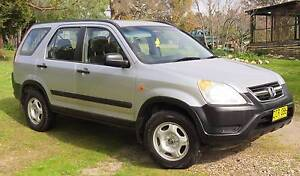2004 Honda CRV SUV - REDUCED PRICE Bathurst Bathurst City Preview