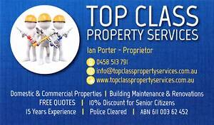 Top Class Property Services Clarkson Wanneroo Area Preview