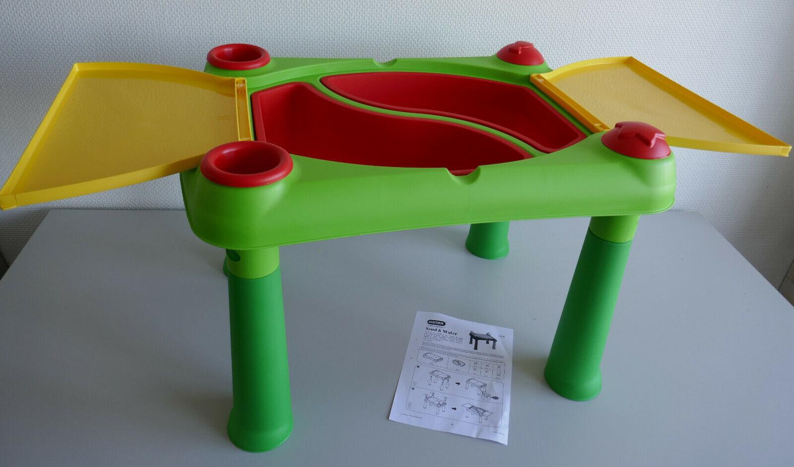 Keter, Sandtisch Wassertisch Spieltisch 2in1 ab 18 Monate ( 5221 ) NEU