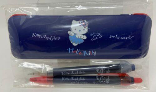 Sanrio Hello Kitty Angel Pen Pencil & Case ~  2002
