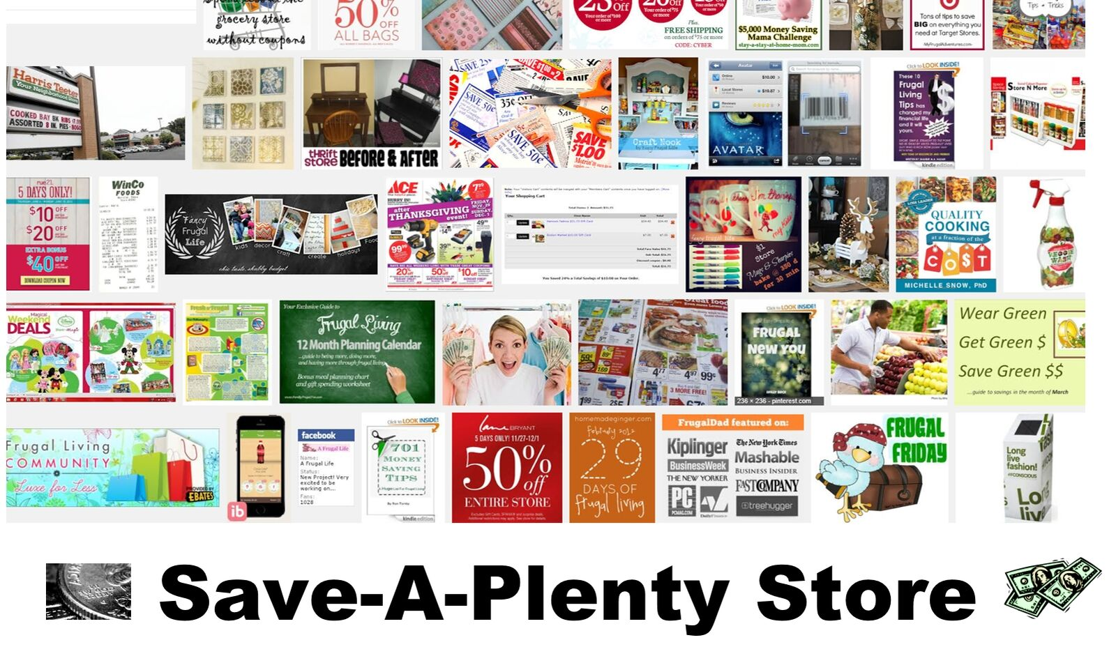 Save-A-Plenty Store