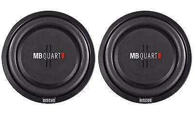 ((2) MB Quart DS1-304 12