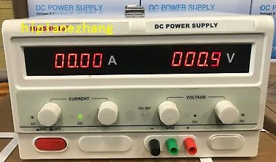 Adjustable Variable Dc Power Supply Output 0-15v 0-100a Ac110v-220v