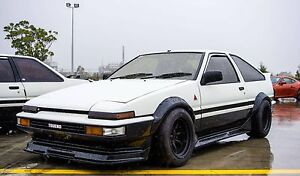 Looking for Toyota ae86