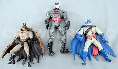 Legends of Batman Action Figures Buccaneer Viking Costumes & Knight Force Ninjas](Costumes Of Batman)